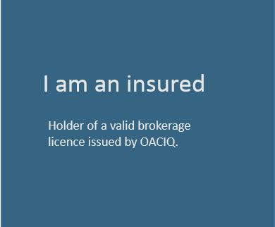 I am an insured (EN)