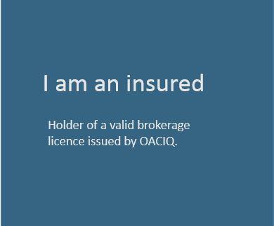 I am an insured (EN)